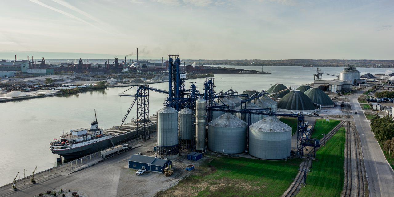 Hamilton Port Authority 2016